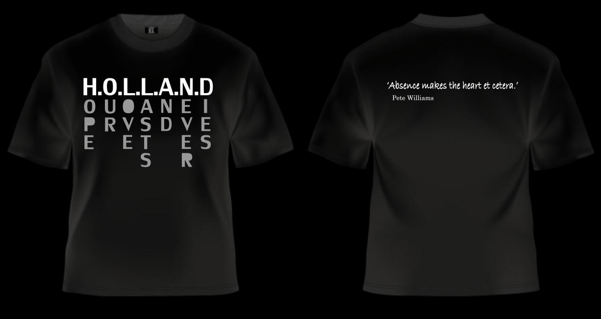 Holland Tee Shirt