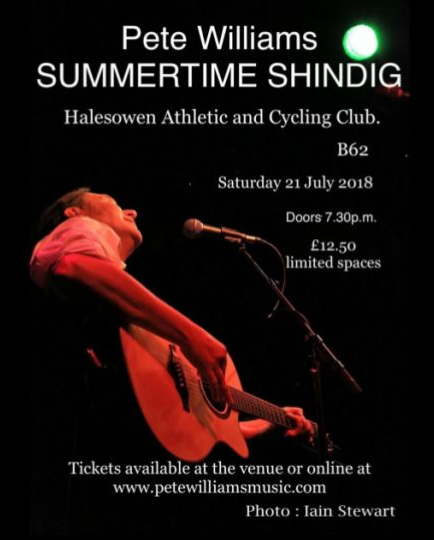 Summertime Shindig